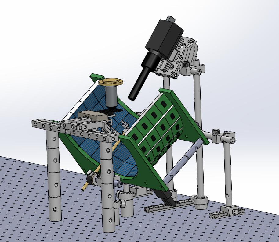Schematic of imaging aparatus